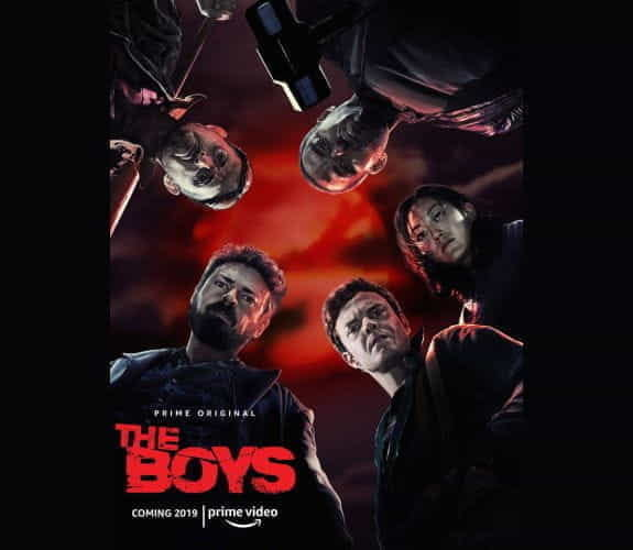 The boys (saisons 1 à 3)